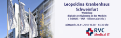 Workshop Leopoldina Universalarchiv